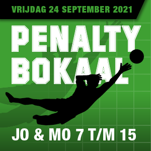 Vrijdagavond 24 september 2021: 15e Penaltybokaal!